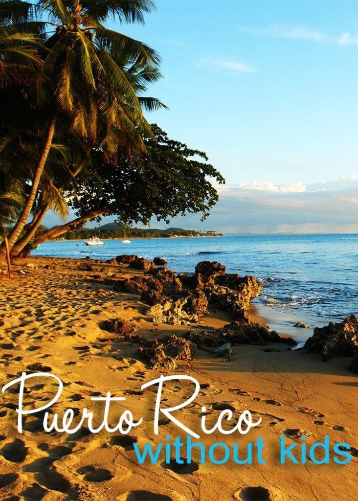 Puerto Rico Without the Kids