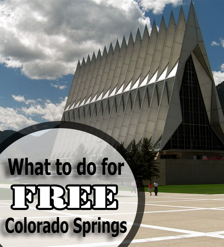 11 Free Things To Do In Colorado Springs With Kids Traveling Mom
