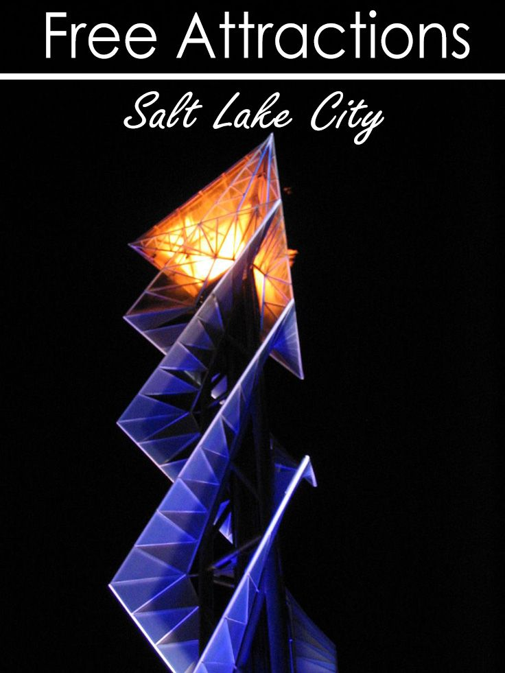 8 FREE Family-Friendly Things to Do in Salt Lake City