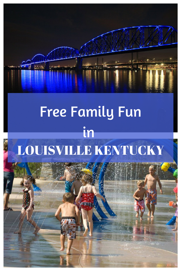 Headed to Louisville Kentucky? Check out our list of Free Fun in Louisville! Everyone is sure to have a good time!
