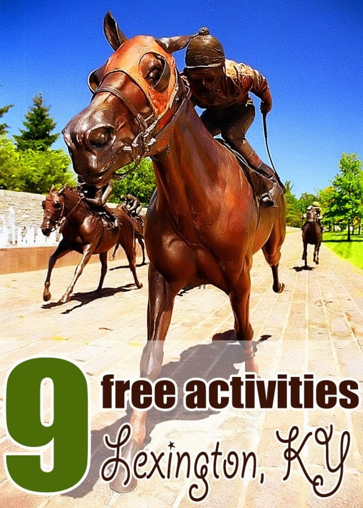 9 FREE Things to do in Lexington, KY
