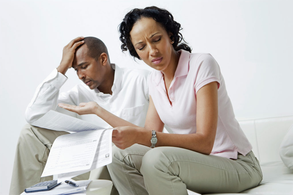 Emotions can run high in ex spouses at the holidays.