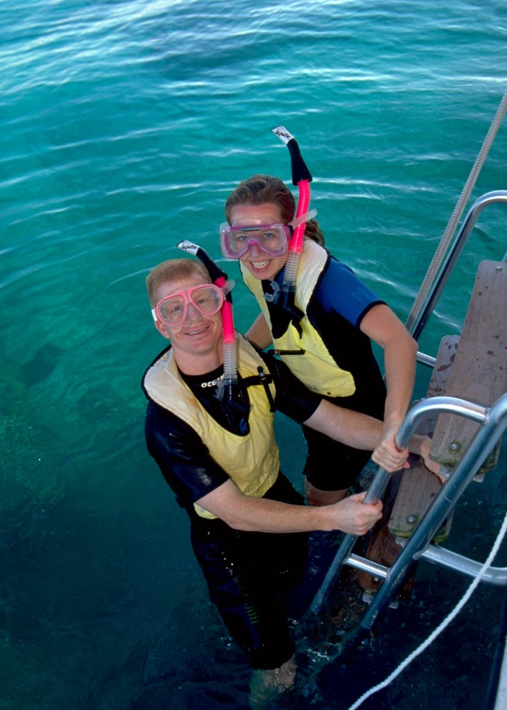 Biscayne Bay has some of the best snorkeling in South Florida