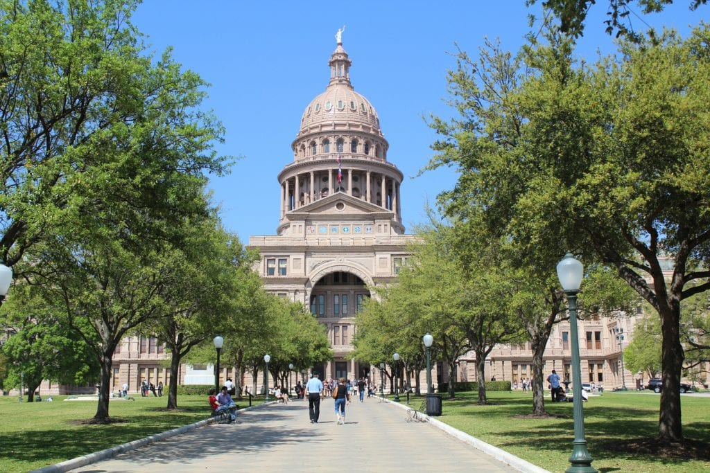 There is something everyone will love at the Texas State Capitol