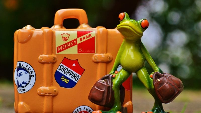 What is the craziest thing you've ever packed in your suitcase