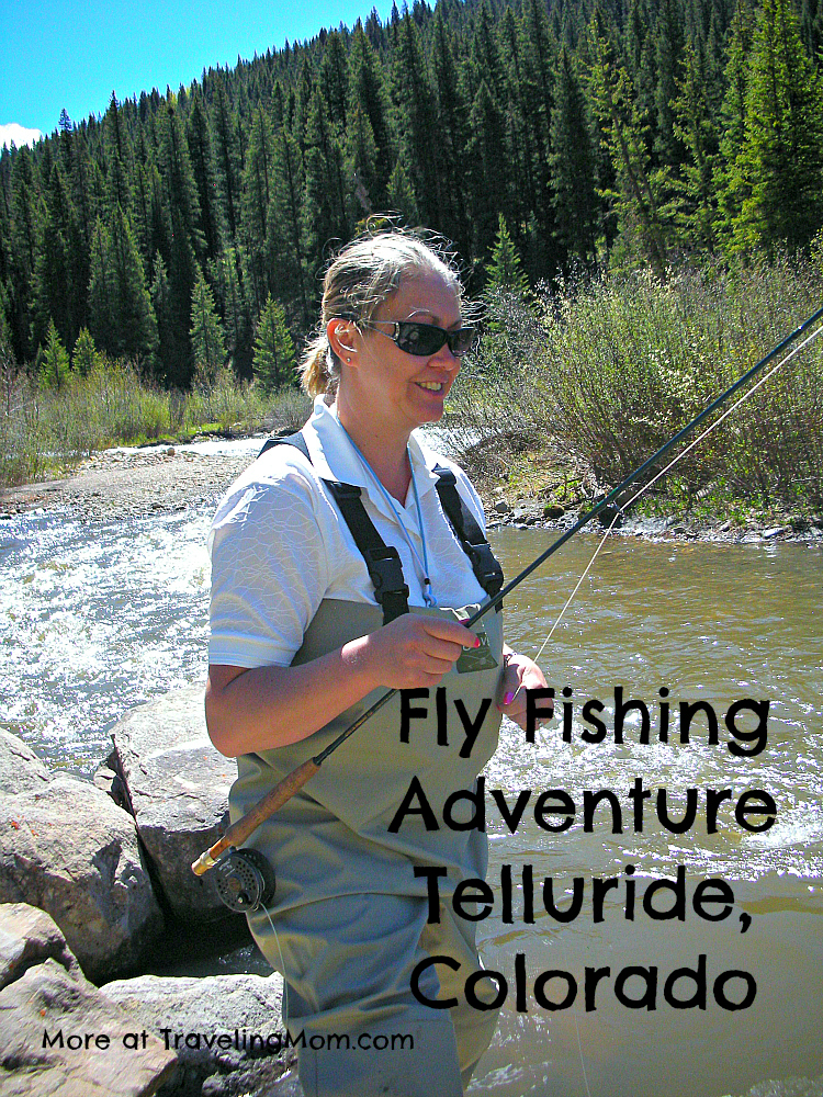 Fly fishing Telluride Colorado-Pinterst