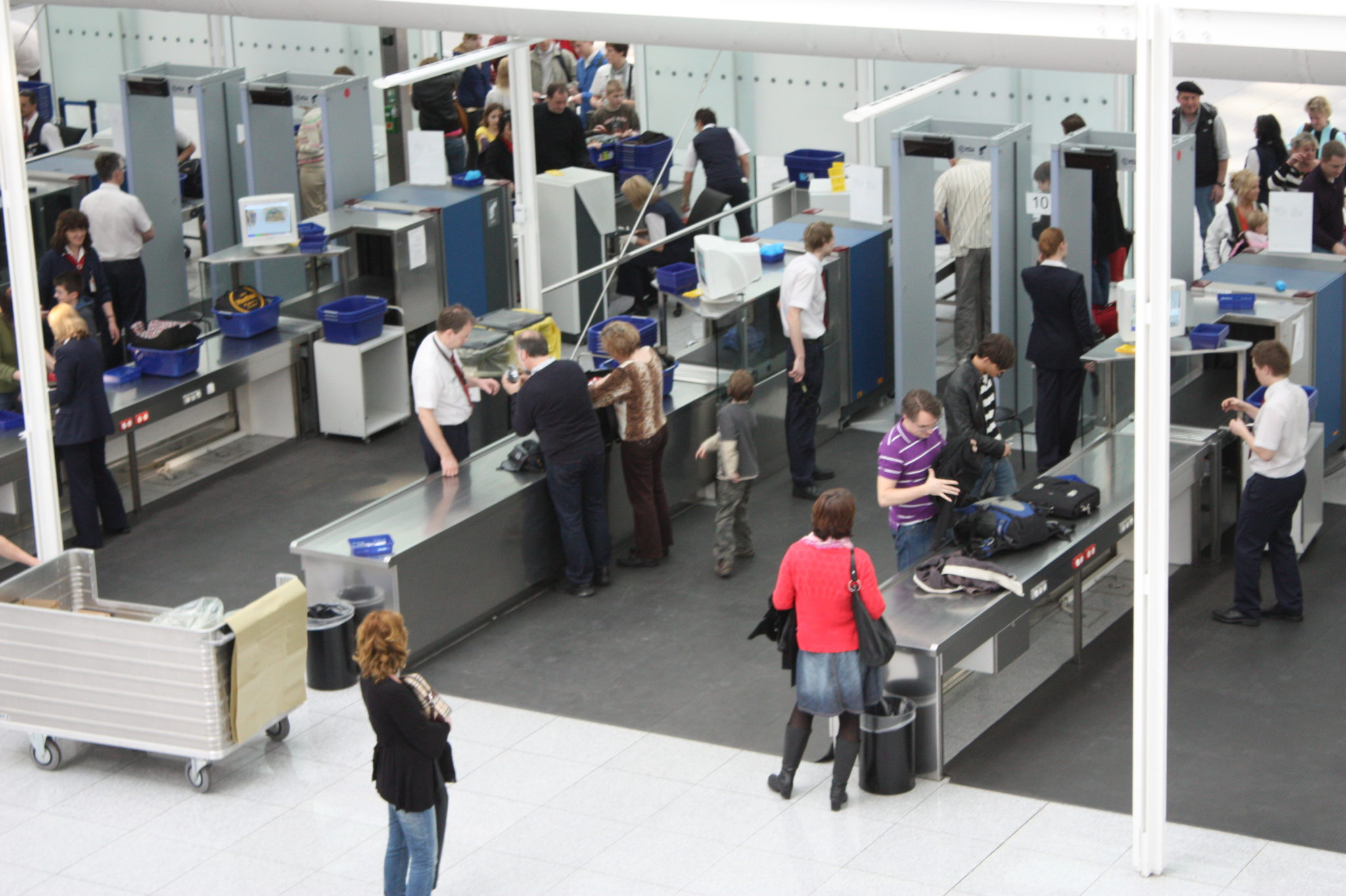 I Love Airport Security: Things to Remember When Dealing with TSA
