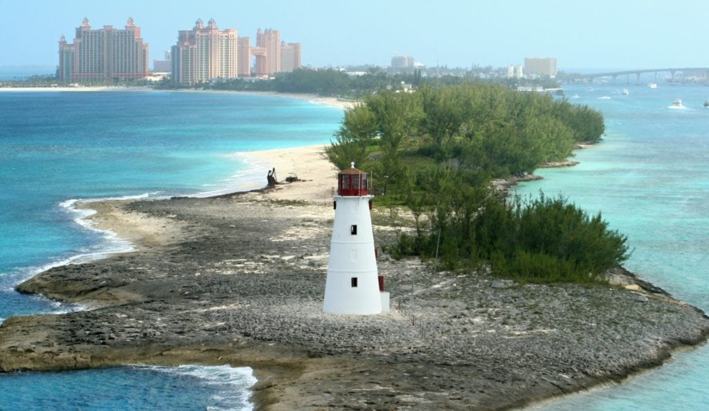 Nassau, Bahamas is a great destination for a family cruise