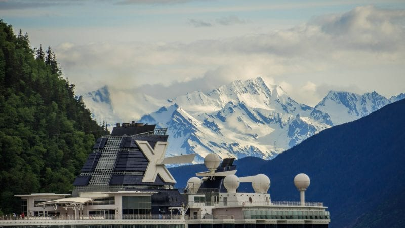 Have you though about taking a cruise through Alaska?