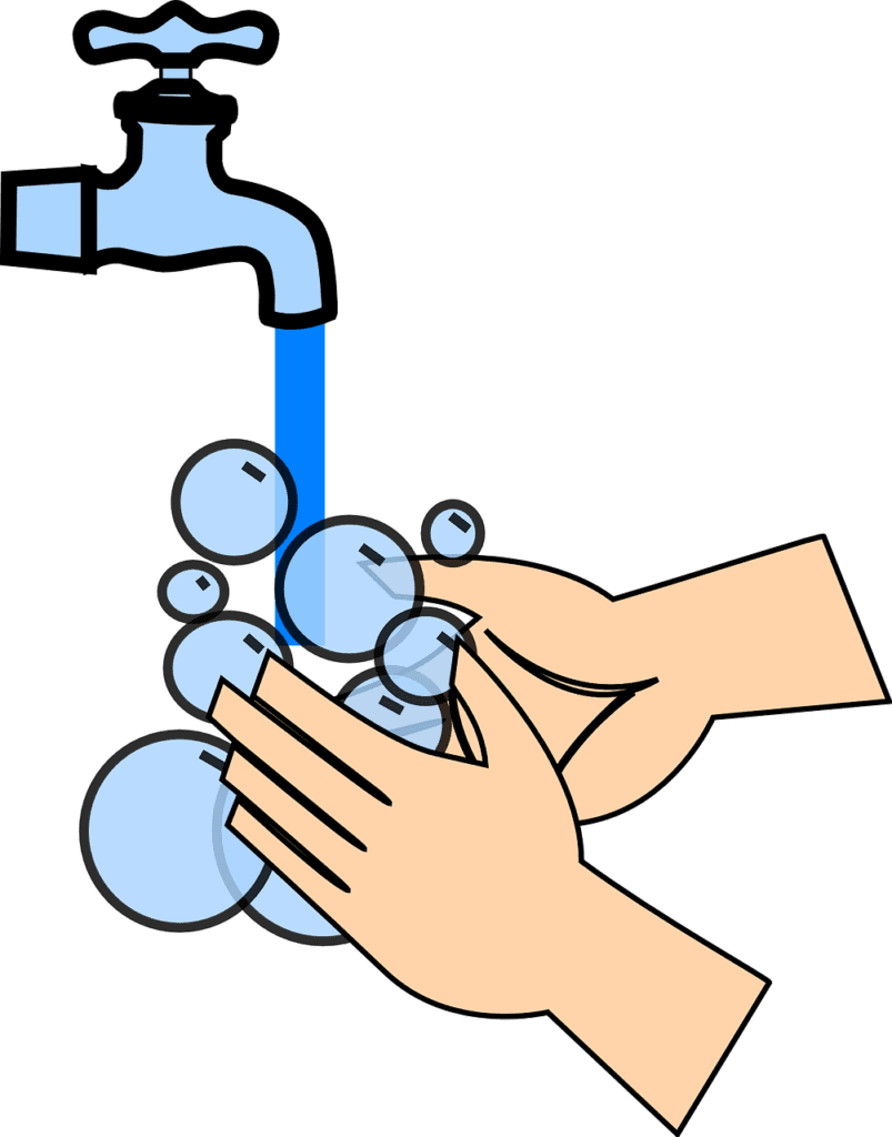 washing your hands is the best way to accomplish germ free travel
