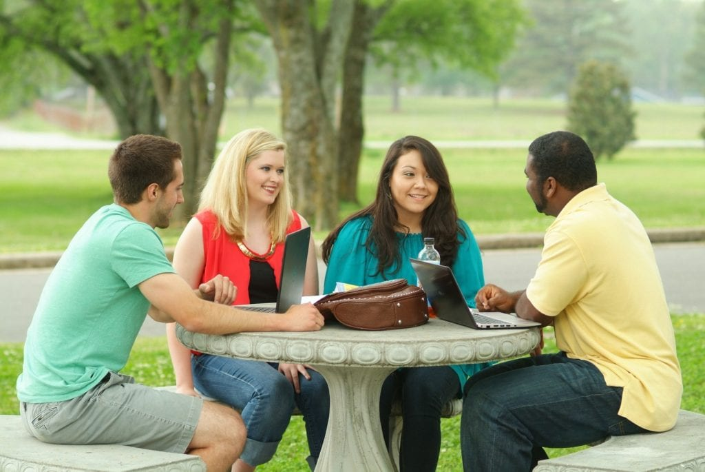 here are some tips for taking your kids to college for the first time
