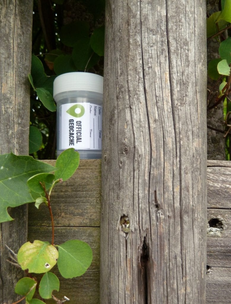 Get the whole family outside with a geocaching adventure