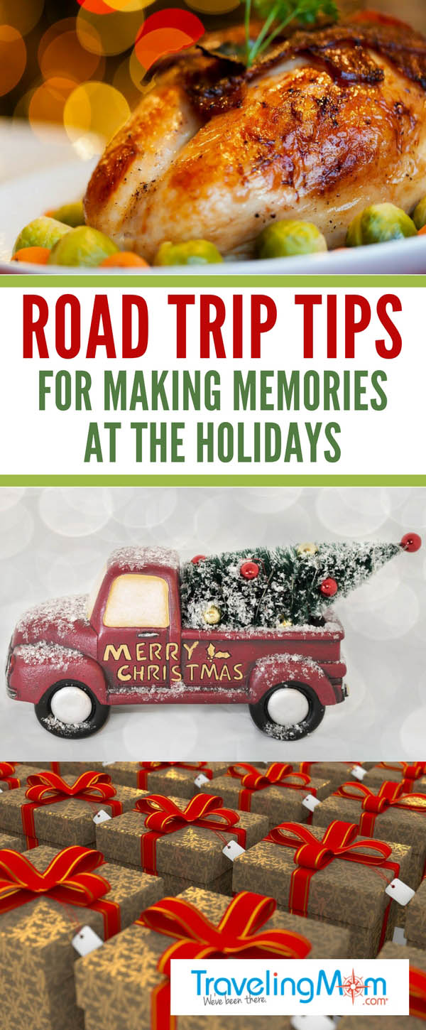 Planning a road trip over Thanksgiving, Christmas or another winter holiday? These 5 tips will make it more fun and help you build family memories.