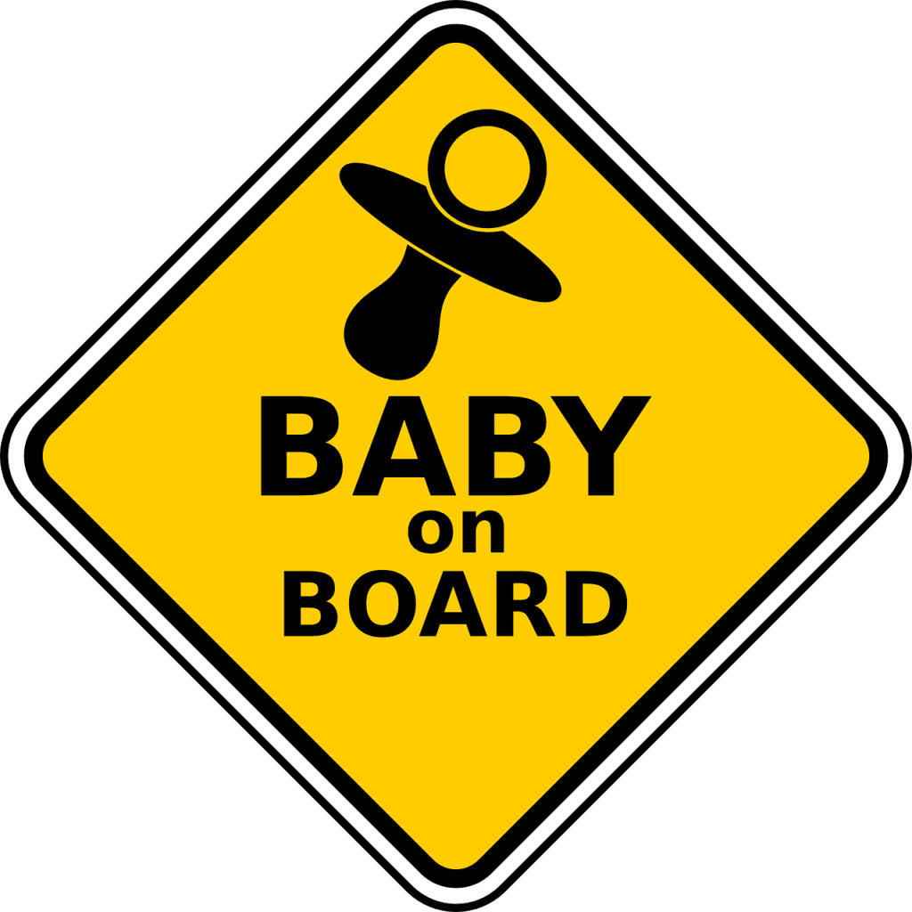 What are your favorite tips for traveling with a baby