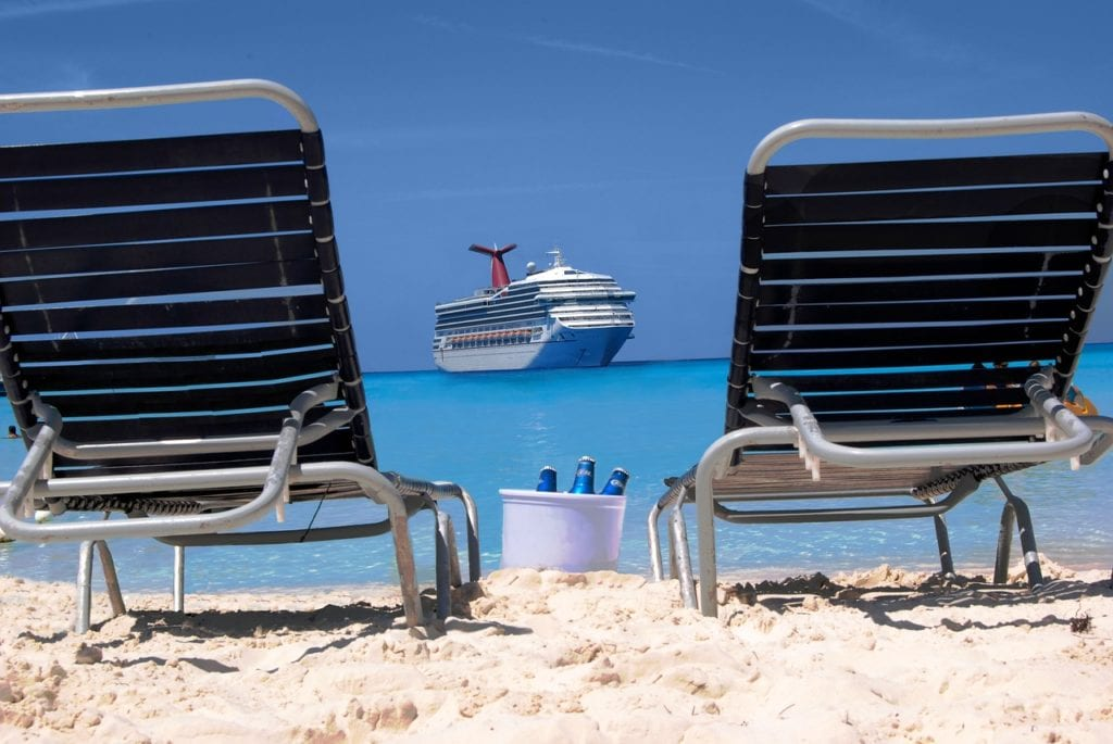 What is your favorite part of a Carnival Cruise
