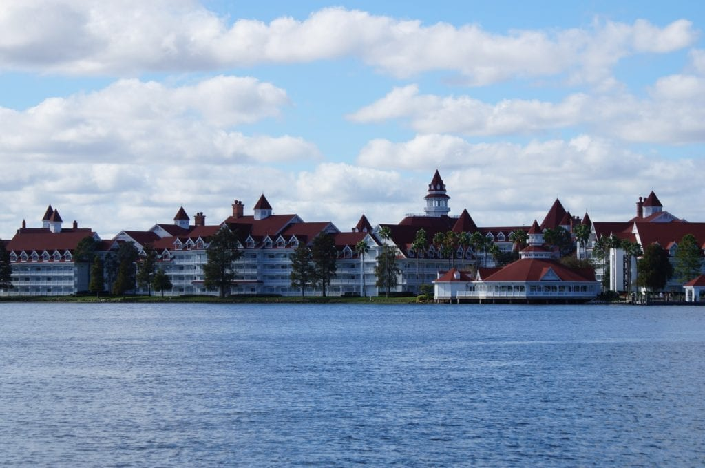 staying off property at Disney may save you some money