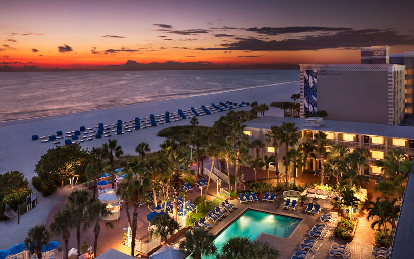 10 Reasons to Stay at TradeWinds Island Resort St. Pete