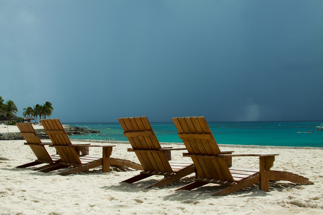 You Can Still Enjoy Your Rained Out Beach Vacation