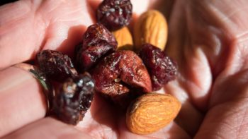 Helathy trail mix recipe