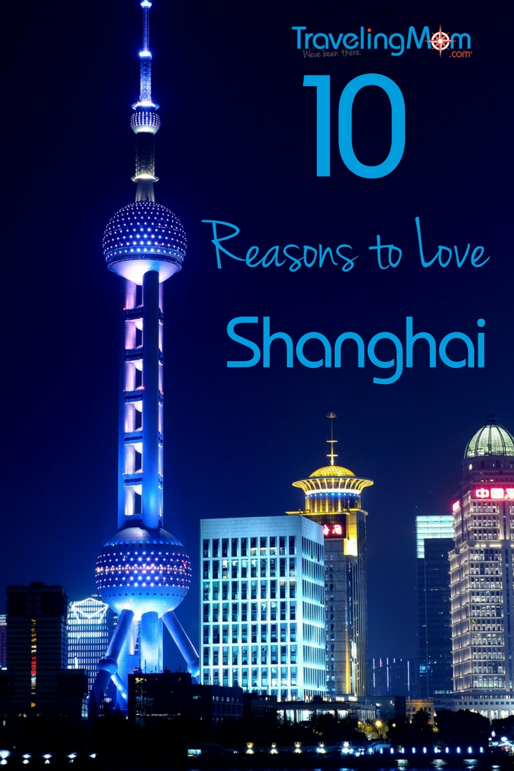 Need a reason to head to Shanghai China? We've got four! This writer, an American woman of color find plenty to like about Shanghai after business took her there regularly.