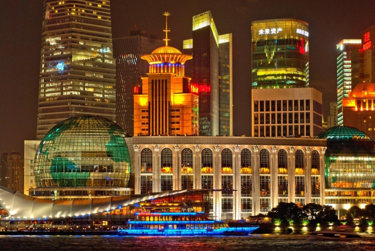 4 reasons to fall in love with Shanghai.