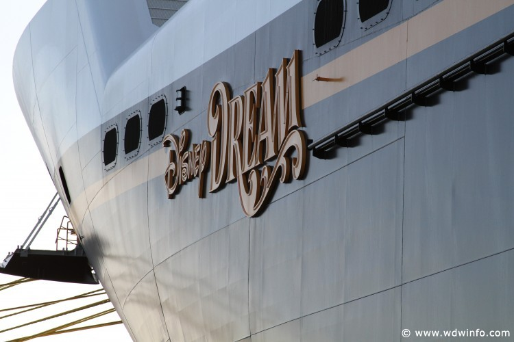 Take a video tour of the Disney Dream Cruise ship.