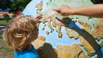 Should you bring your children with you to Europe?