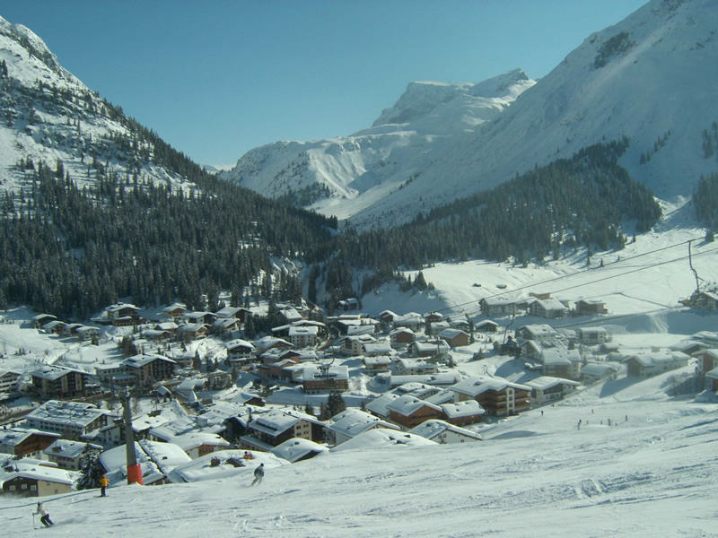 Skiing in Europe – Why You Should Take the Kids to Lech in the Austria Alps