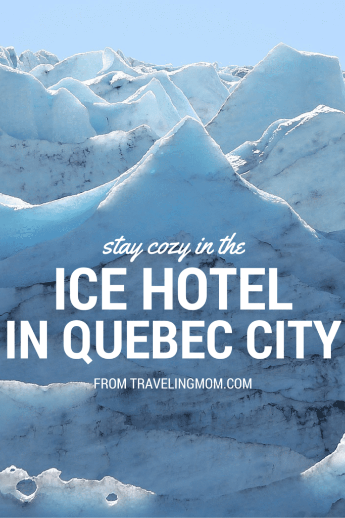 Stay Cozy in the Ice Hotel in Quebec City