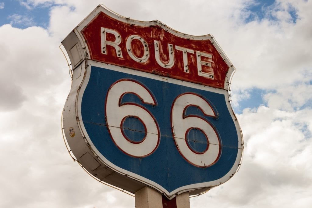 places to eat on Route 66