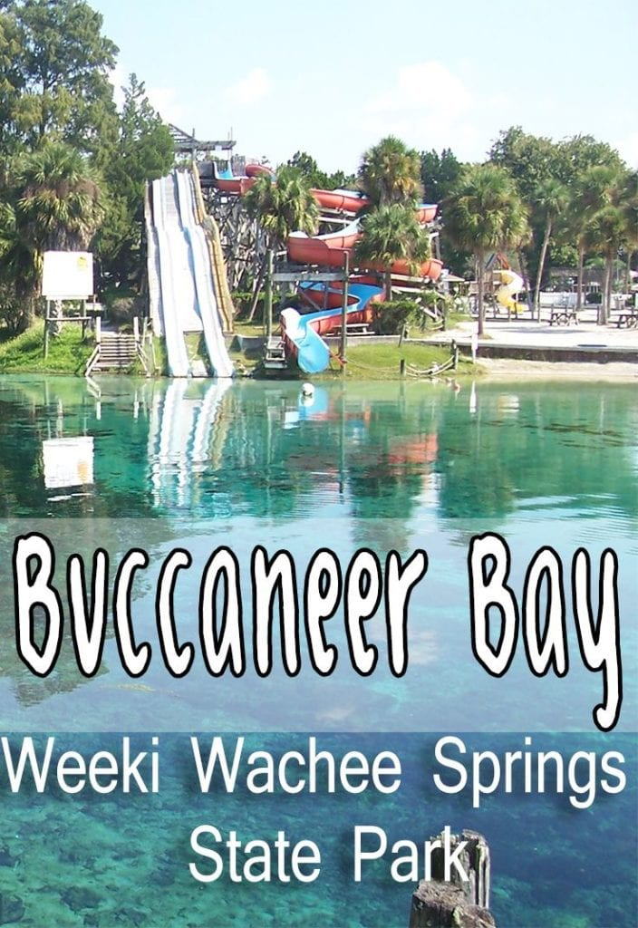 Buccaneer Bay – Weeki Wachee Springs, Florida