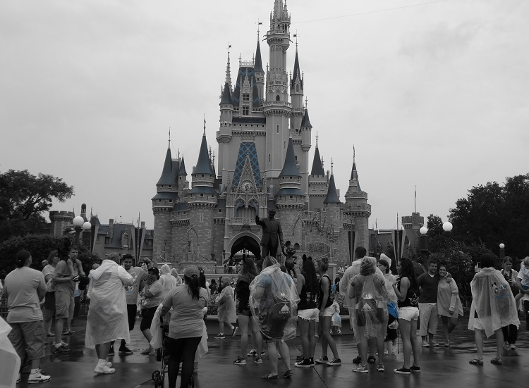 Tips for surviving Disney World in the rain.