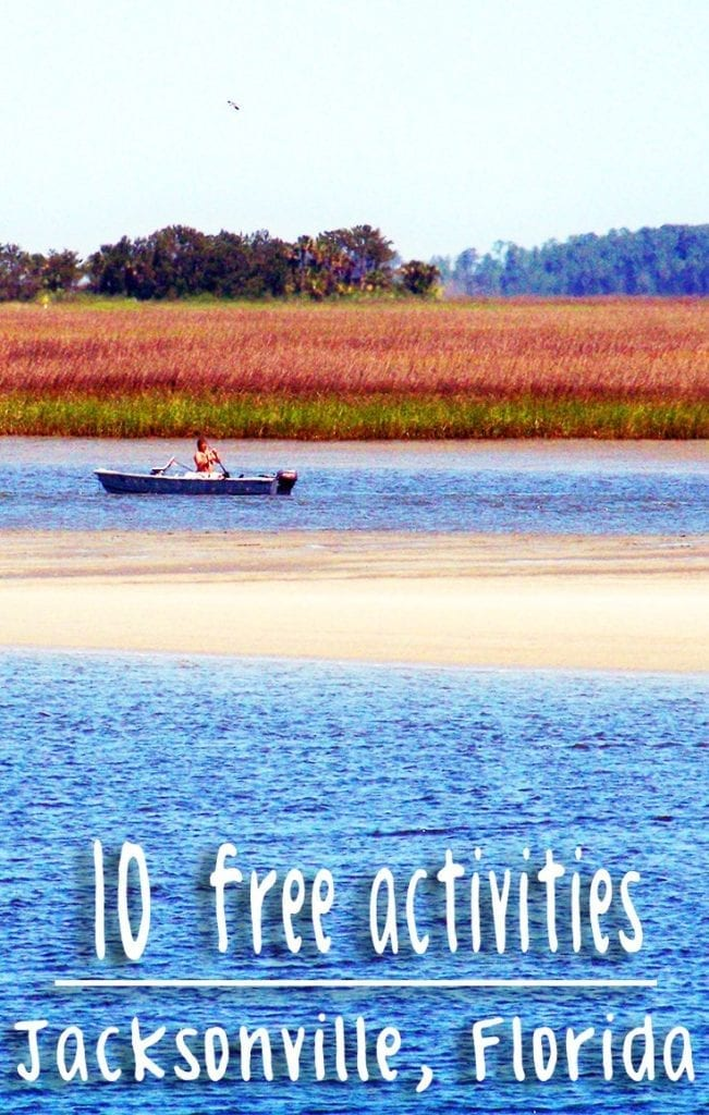 10 Free Things in Jacksonville