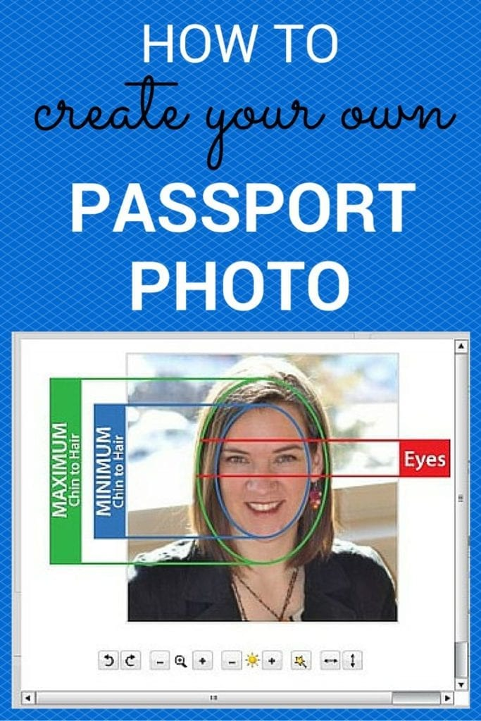 How to Create Your Own Passport Photo For Free (or Cheap)
