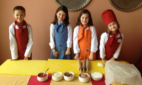Little Chefs at The Rotana Cove
