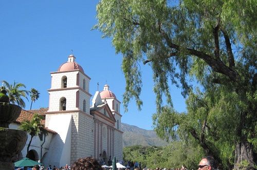 Santa Barbara, CA – Ever So Pretty, Walkable, Friendly