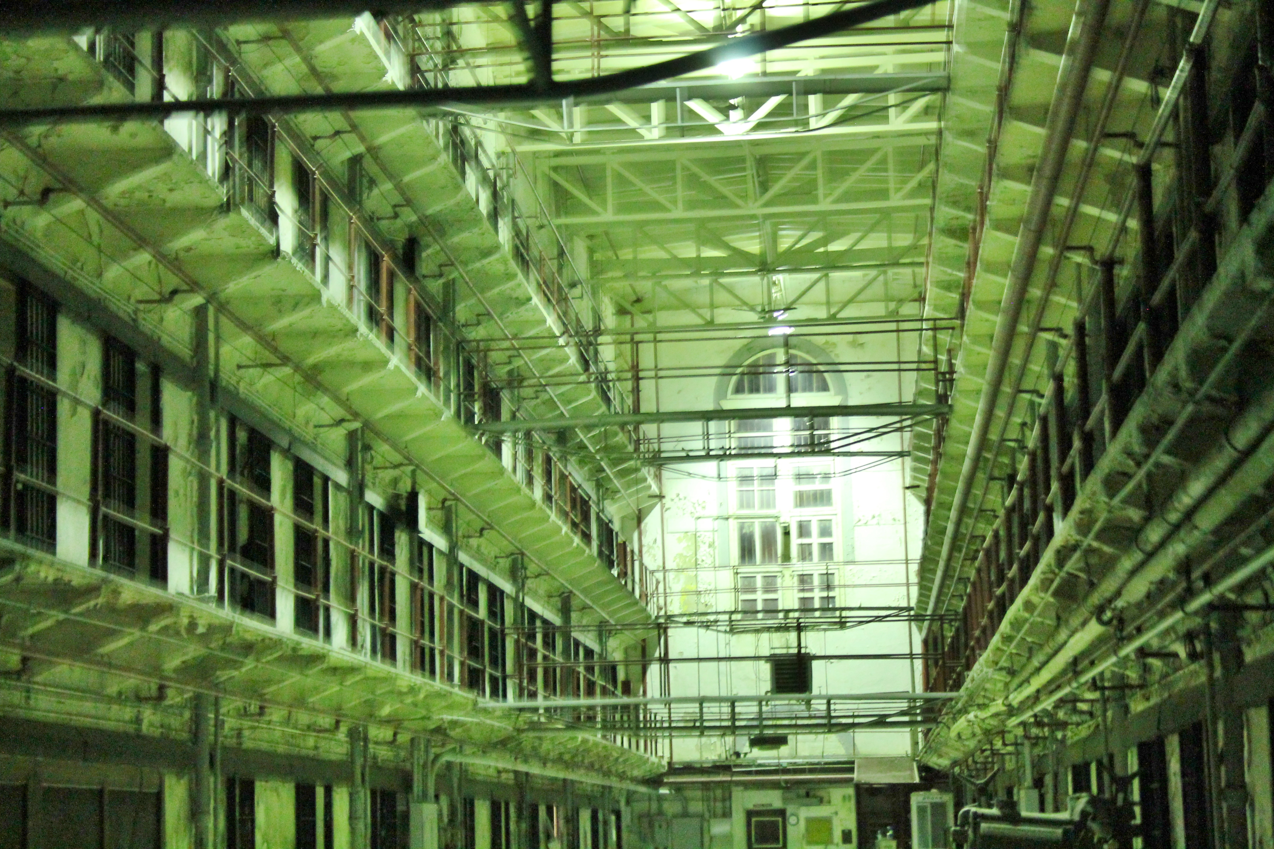 Tour the Missouri State Penitentiary in Jefferson City