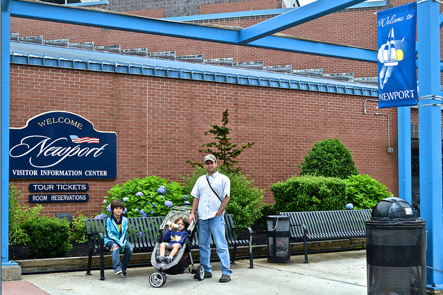 Family Day Trip: 12 Hours in Newport, Rhode Island