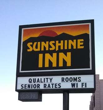 This hotel is affordable, basic, and located next door to Wall Drug in Wall, South Dakota.