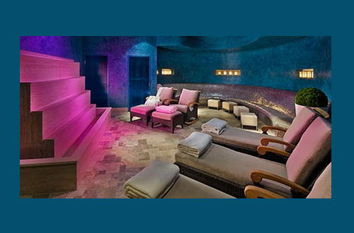 Mom-Teen Luxury and Indulgence At the Spa Atlantis