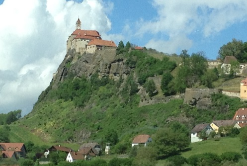 Finding Adventure While Visiting Riegersburg Castle in Austria