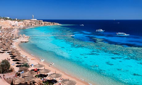 Diving, Driving and Shopping in Sharm El Sheikh