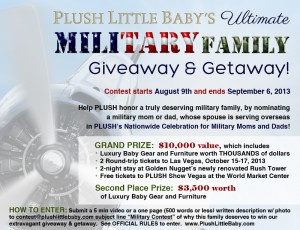 Military Giveaway