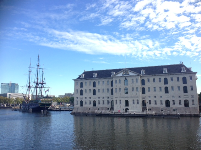 Centuries of Maritime History in Amsterdam