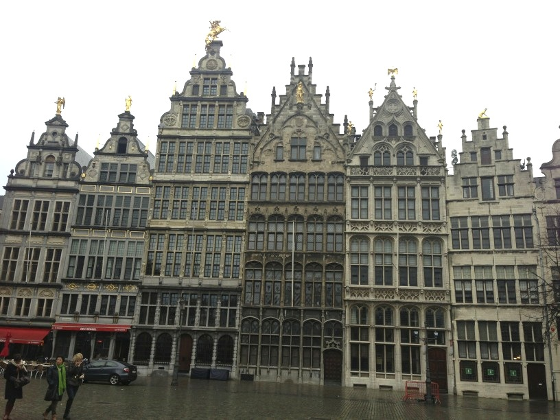 Culture, Couture and Cuisine in Antwerp