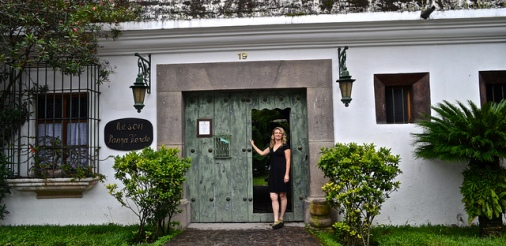 Romantic Getaway Lunch at Panza Verde Hotel and Restaurant, Antigua
