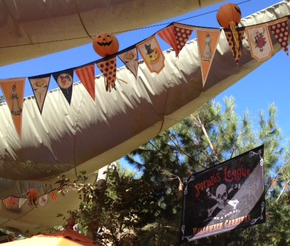 The Pirates League at Big Thunder Ranch