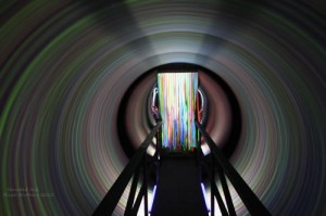 The Spinning Tunnel