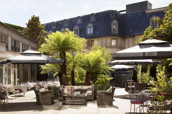 Renaissance Paris Le Parc Trocadero Review