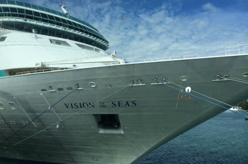 Royal Caribbean's Revitalized Vision of the Seas
